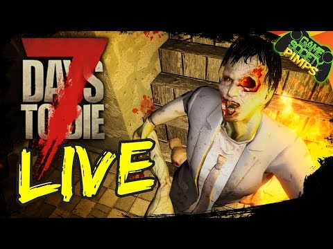 7 Days to Die LIVE | Official GSP Server!