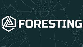 Foresting ICO — Социальная сеть на блокчейне / Обзор ICO Foresting по-русски