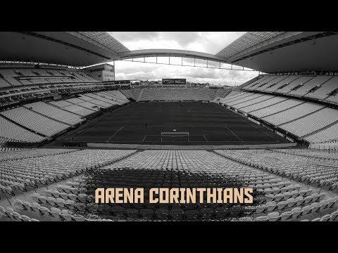 Arena Corinthians pronta para #CORXSPO
