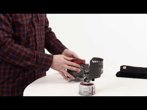 Primus ETA Express Gas Camping Stove Set Video