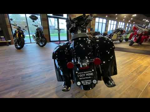 2020 Indian Chieftain® Limited in Muskego, Wisconsin - Video 1