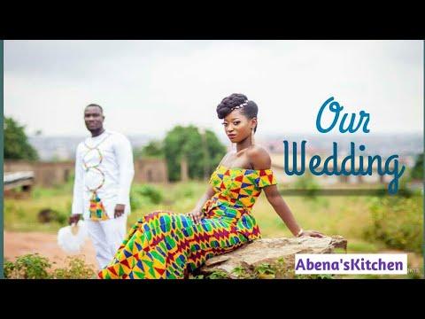 Our Wedding Day-Richard & Abena