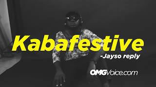 M.ANIFEST REPLIES JAYSO IN THIS HEATED DISS SONG