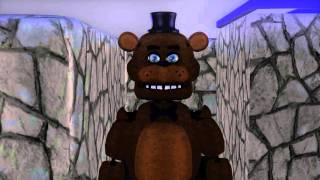 Pacman vs Five nights at Freddy's