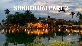 preview picture of video '1 day in Sukhothai pt2 เที่ยวสุโขทัยตอน 2 (เที่ยวใน 1วัน)'