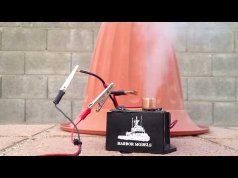Harbor Models Smoke Generator / RC Smoke Generator