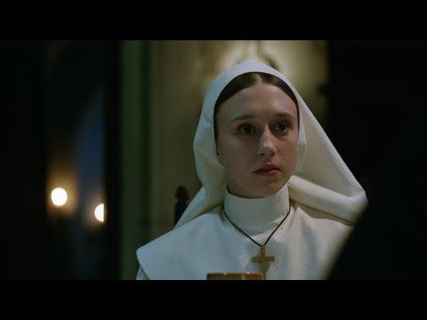 The nun   official teaser trailer  hd