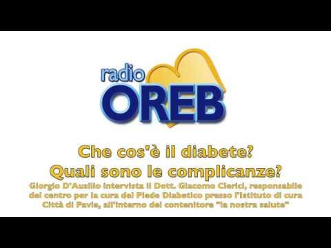 Piastrine abbassati diabete