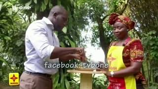 Cuisine Na Biso, Soso Ba Sangisi Na Mbika, Kasai Oriental Et Katanga, Astride Kamalu