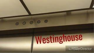 Westinghouse elevator at Macy's Men's department Stoneridge mall, Pleasanton, CA