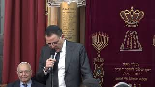Hiloula de Rav Eliyahou Ruimy zatsal - Année 2019