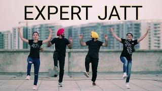"""EXPERT JATT"" - NAWAB (Bhangra) ft. D-hustlerz | Bhangra with Manjinder"