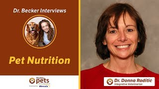 Dr. Becker and Dr. Raditic on Pet Nutrition