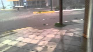preview picture of video 'Vientos Huracanados en General Madariaga 05/11/2012'