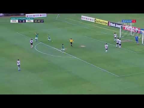 Passe-chave e Assistência | TOMAS DIAS | 25.10.2017 - Copa do Brasil Sub-17 | Vasco 0 x 3 Palmeiras