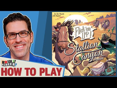 Watch It Played - Come learn STALLION CANYON!