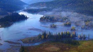 Video : China : Beautiful natural scenery in north west China (north XinJiang 新疆)