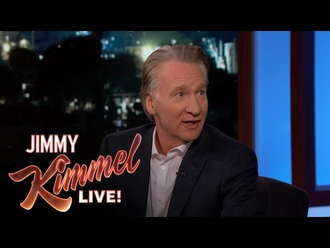 Bill Maher's Annual Tradition with Sean Penn & Eddie Vedder
