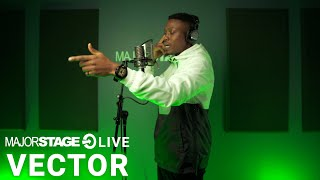 VECTOR   FVCK YOU CHALLENGE & FREESTYLE | MAJORSTAGE STUDIO PERFORMANCE