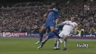 zidane – tehnik menghentikan bola terbaik