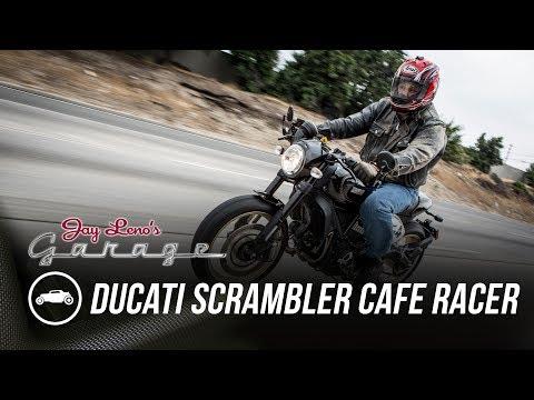 2017 Ducati Scrambler Cafe Racer - Jay Leno's Garage