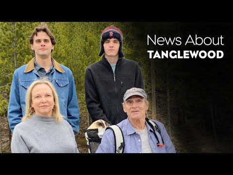 A Tanglewood message from the Taylors