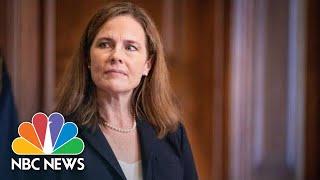 Senate Votes To Confirm Amy Coney Barrett To Supreme Court | NBC News