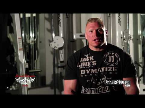 Brock Lesnar Trains With Randy Couture At Camp DeathClutch Mp3