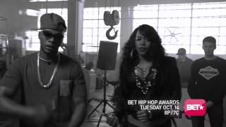 Remy Ma & Papoose #BETCypher