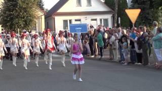 preview picture of video 'XI Europarada Suchowola 2013 - Przemarsz orkiestr'