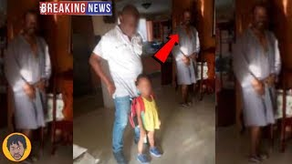 BREAKING NEWS | Duppy Caught On Camera Living With A Man And His Daughter