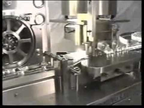 Powder Filling Machine for Glass Vials/Bottles