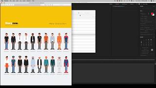 Story Now | Character - Poses Tutorial (After Effects Template)
