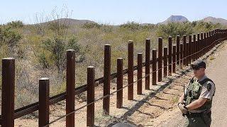 Donald Trump signe un décret pour lancer le projet de mur avec le Mexique