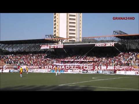 """Granadictos 24 vs Aragua F.C. | 5ta Jornada TC2014"" Barra: Granadictos • Club: Carabobo"
