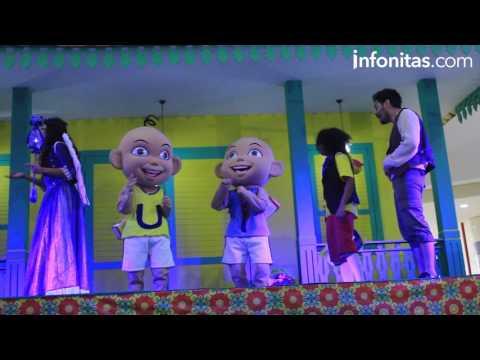 Pinochio feat Upin Ipin