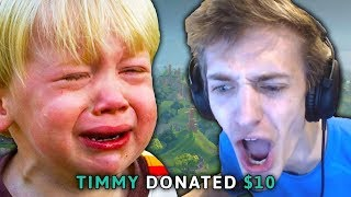 5 Times Streamers Got Mad Over Donations! (Ninja, Summit1g, DrDisrespect and more!)