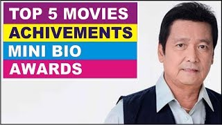 Award Winning Actor ★ Lito Lapid ★ Mini-Bio ★ Career Achievements & Awards ★ Top Rated Movies