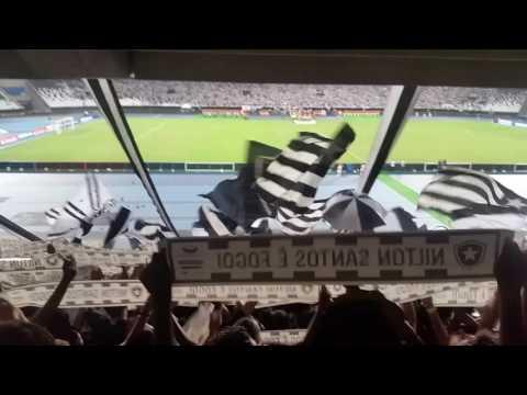 """""""LIBERTADORES BOTAFOGO X ESTUDIANTES"""" Barra: Loucos pelo Botafogo • Club: Botafogo"""