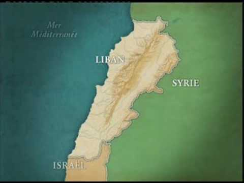 Le dessous des cartes Liban