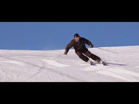 Alpine skiing technical progression and drills