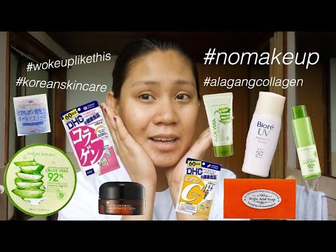 Korean cosmetics ng pigment spots