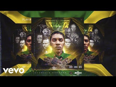 Vybz Kartel, JayCrazie - Long Live Jamaica (Official Audio)