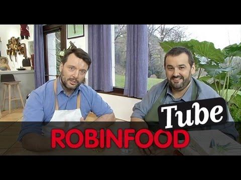 ROBINFOOD / Masa madre de centeno + Pan 100% centeno