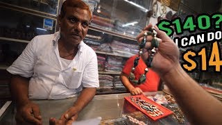 Bargaining for Absolutely Everything!  India - 24 Hours