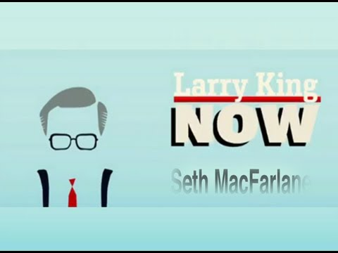 Larry King Live:Seth MacFarlane