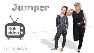 Jumper für Damen und Kinder