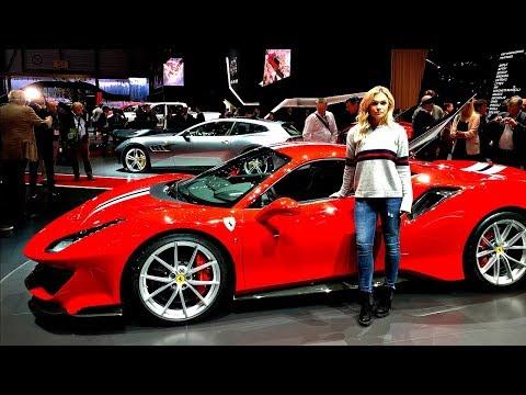 GENEVA: An Invite From Ferrari!