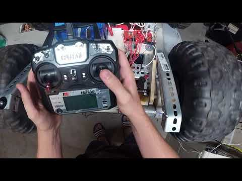 How to Make Radio Controlled Arduino Car with FS-iA6 and L298N Motor