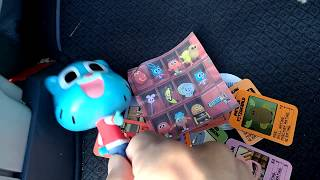 GUMBALL The Amazing World of Gumball McDonald's Happy Meal